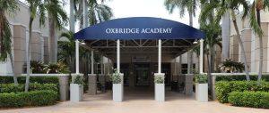 Oxbridge Front of School